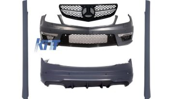 MERCEDES BENZ W204 AMG BODY KIT full